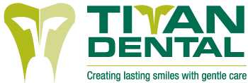 Titan Dental Logo